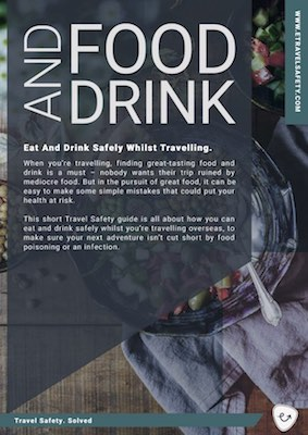 Food Safety eTS Travel Safety Guide