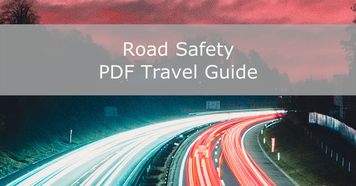 Road Safety PDF Social Media Featured
